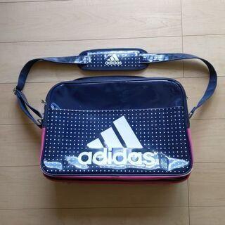 【ネット決済】アディダス adidas エナメルスポーツバッグ ...