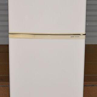 ★SANYO 2ドア冷蔵庫 SR-ME14B 2002年製