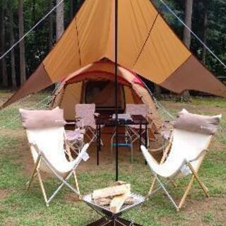 初キャンプはレンタルでどうですか?