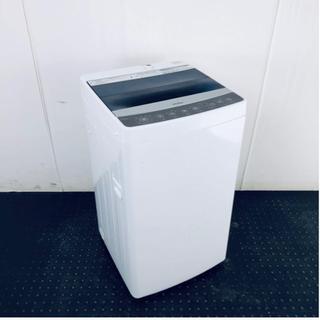 【ネット決済】【全自動洗濯機】Haier JW-C55A 5.5...