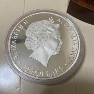 モントリオール五輪 銀貨 1キロ 投資