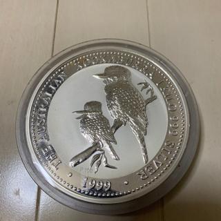 オーストリア銀貨 1キロ 投資に