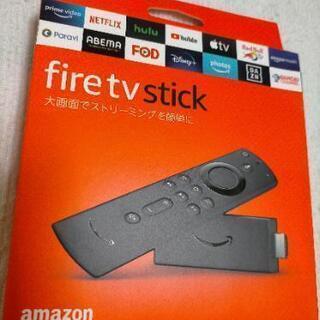 最新版 fire tv stick 2020年製 新品未開封