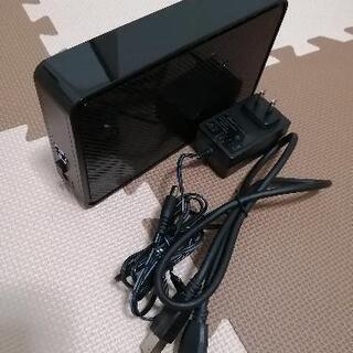 3TB HDD*ジャンク