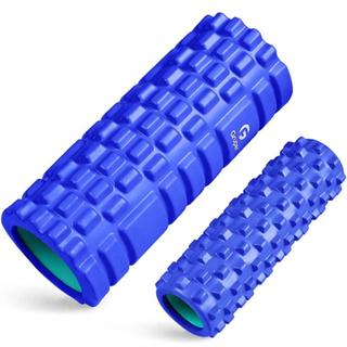 【新品未使用】フォームローラー 筋膜リリース 大小2個セット 筋...