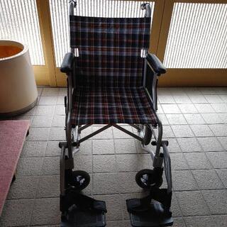 折り畳み式車椅子 美品 使用したのは三回ほど