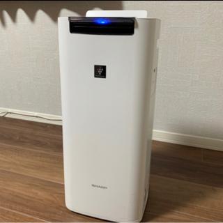 【ネット決済】空気清浄機 プラズマクラスター