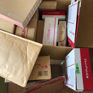 ZERO円で❗️  リサイクル梱包用空き箱  15箱以上