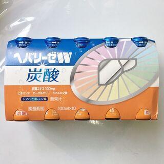 ヘパリーゼW炭酸 10本