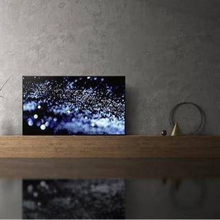 【ネット決済・配送可】「SONY 65インチ」4k有機ELテレビ...