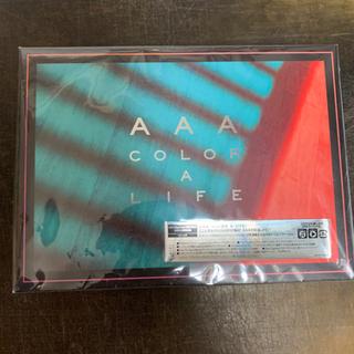 【ネット決済】AAA新品未開封。