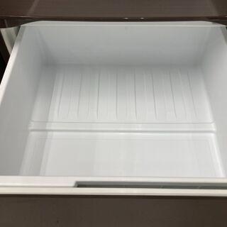 【配送設置無料エリア拡大】直接引き取り大歓迎 ☆おしゃれなブラウン/美品☆ パナソニック ノンフロン冷凍冷蔵庫 NR-C32EM-T 2016年製 - 家電