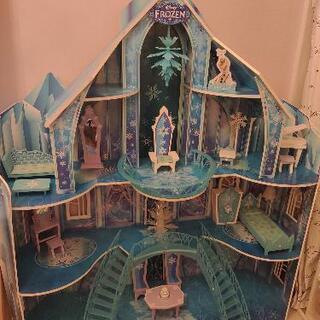 アナ雪 ディズニー ドールハウス おままごと おもちゃ コストコ購入品