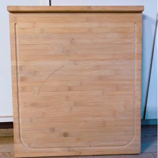 IKEA 竹製?大きなまな板 ボード