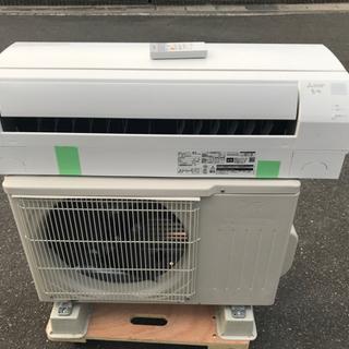 ②【名古屋市郊外配送可能】三菱 2.2kwルームエアコン MSZ...
