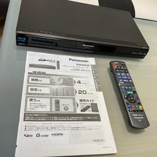 Panasonic パナソニック ブルーレイDVDレコーダー D...