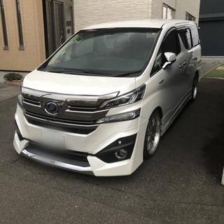 【ネット決済】ヴェルファイア V.Lエディションハイブリッド4WD