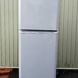 Haier 冷凍冷蔵庫 121L  2017年製 ハイアール