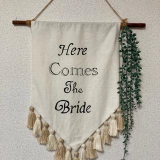 ウエディングフラッグ*結婚式