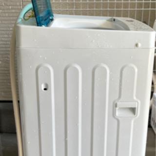 【美品】2018製 5.5kgハイアール洗濯器