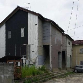 【一棟アパート】【利回り13.9%!】新潟県新発田市の投資用物件