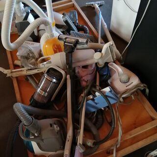 パプリカ市 10月16日~17日 掃除機 多数あり 500~5000円