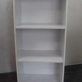 JM13053)3段カラーボックス/収納棚 1個 幅:約42cm...