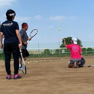 テニス初心者クラス(大人)