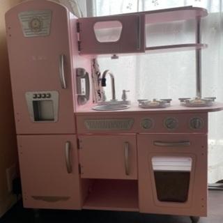 おもちゃキッチンと小物