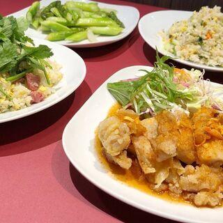 中国語で活かせるお仕事です!中華レストランのキッチンスタッフ /...