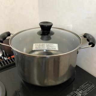鍋屋大作 IH対応兼用鍋 26cm