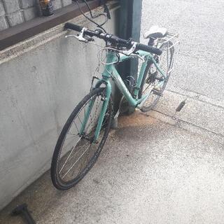 【ネット決済】ビアンキ自転車 クロスバイク