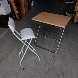 折り畳みイス、テーブル#487