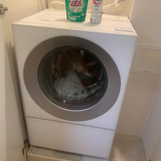 【ネット決済】【値下げしました】乾燥機付洗濯機 キューブル cuble