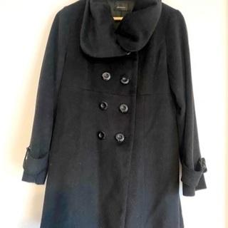レディースコート 黒
