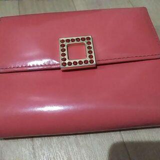 Chloeクロエ刻印 二つ折り財布