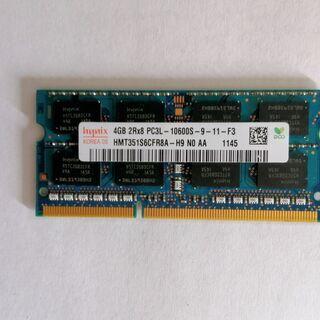 ノートPC用メモリ Hynix PC3-L10600S (…