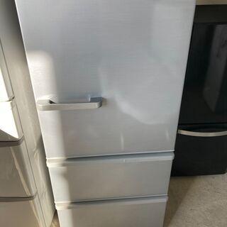 AQUA アクア ノンフロン 3ドア冷蔵庫 AQR-27G…
