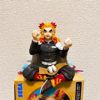 鬼滅の刃  煉獄杏寿郎のプレミアムフィギュア