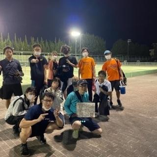 10月23日ソフトテニスイベント開催