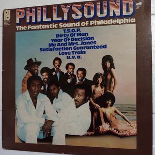 【RARE RECORD】PHILLYSOUND / The F...