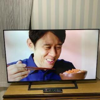 55型 大型テレビ (購入して5ヵ月しか使用しておりません)