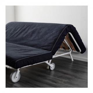 【中古】イケア ソファーベッド クイーンサイズのフレーム IKE...