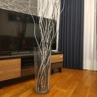 IKEA イケア インテリア 装飾 ガラス 花瓶