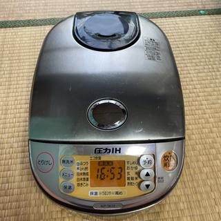 象印 圧力IH炊飯ジャー 極め炊き NP-TA10型