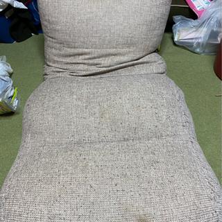 【ネット決済】大きめのクッション座椅子