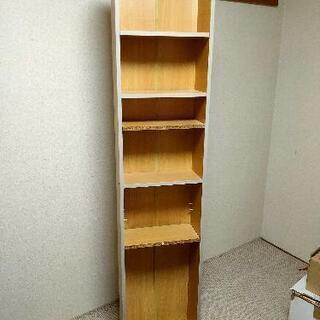 本棚  (高さ180センチ)