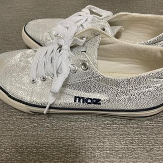 moz  ローカット 靴