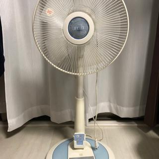 ジャンク 扇風機(電源は入ります)