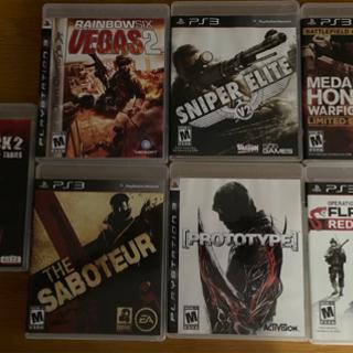 【PS3】ソフト各種